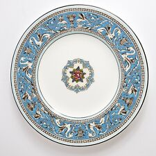 Wedgwood Florentine Turquoise Fruit Center W2714 Salad Plate
