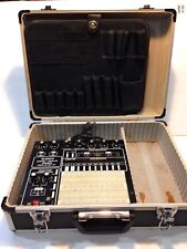 ELENCO XK-700 Deluxe Analog Digital Trainer In Heavy Duty Tool Case