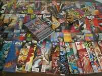 THE Best Marvel & DC Comic Book COLLECTION Lot Grab Bag + Bonus Great Value