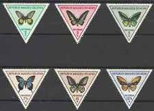 Timbres Papillons des Moluques du Sud ** lot 16470
