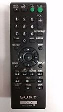 New Original Sony DVP-SR200P DVP-SR400P DVP-SR500H DVD Player Remote Control