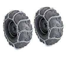 Schneeketten ATV 24x9.00-11  24x9.00-12  25x10.00-12  Quad Snow Tire Chains