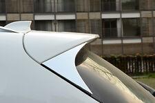 2012-2015 For Mazda CX-5 CX5 Rear Spoiler Wing Corner Side Triangle Trim ABS 2pc