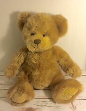 "Harrods 2007 Foot Dated 13"" Annual Christmas Teddy Bear Named Benjamin"