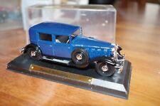 ATLAS FRANCE RENAULT REINASTELLA RM2 1934 bleu foncé COMME NEUF EN BOITE 1/43