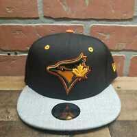 Youth New Era 9Fifty Toronto blue Jayss MLB Black/Gray Snapback Cap