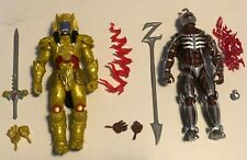 Power Rangers Lightning Collection Mighty Morphin Goldar Lord Zedd Action Figure