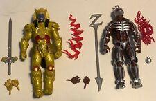 Power Rangers Lightning Collection Mighty Morphin Goldar Lord Zedd Action Figure