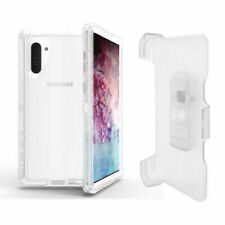 For Samsung Galaxy Note 10 10 Plus Hard Case Cover Clip Fits Otterbox Defender
