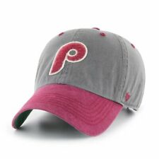 Philadelphia Phillies MLB Cooperstown Prewett Clean Up Hat Cap Adjustable Retro