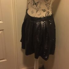 BNWT GORGEOUS AUTHENTIC MINKPINK DESIGNER SKIRT SEQUINS SEXY COSTS $99 ❤️