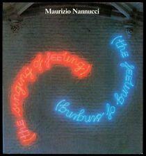 Maurizio Nannucci. Catalogo, Sala d'Arme di Palazzo Vecchio, Firenze 1983