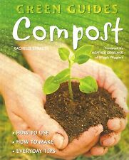 STRAUSS GARDENING BOOK MAKING COMPOST Green Guides paperback BARGAIN new