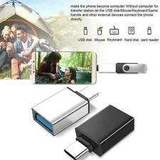 3.0 USB Kabel Adapter A Stecker männlich auf USB-C weiblich Buchse Kupplung X5U5