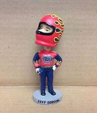 Jeff Gordon ~ RARE 2003 JG Motorsports / DuPont NASCAR Mini Bobblehead