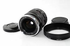 """Carl Zeiss Distagon T 25mm f/2.8 ZK for Pentax """"Rare Near Mint"""" #1018"""