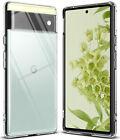 Внешний вид - For Google Pixel 6 / 6 Pro Case | Ringke [FUSION] Clear Anti-Fingerprint Cover