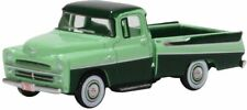 OXFORD AUTOMOBILE DODGE D100 SWEPTSIDE PICKUP 1957 GREEN 87DP57003