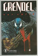 Grendel War Child #1 Dark Horse Wagner McEown VF 1992