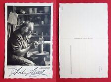Foto AK Schauspieler ANTON LANG Autograph Passionsspiele Oberammergau  ( 24796