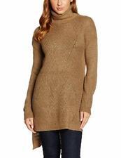 Vero Moda Rollneck Sweater Tigers Eye Medium TD095 HH 14