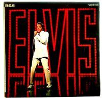 NM ELVIS PRESLEY 1968 NBC COMEBACK TV SPECIAL  ORIGINAL MONO VINYL LP RCA RD8011