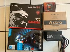 New listing Amazon Returns 2 Boxes Various Electronics Headphones Msi Motherboard Fx8320