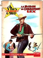 STAR-CINE AVENTURES n°30 ¤ 1959 ¤ LA MISSION DU COMMANDANT LEX / GARY COOPER
