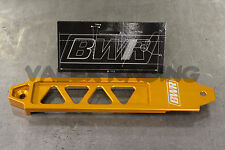 BLACKWORKS BWR BILLET BATTERY TIE DOWN - ORANGE - RSX CIVIC EP3 DC5 EM2