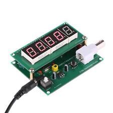 1Hz-50MHz High Sensitivity Frequency Meter Counter 7V-9V 50mA DIY Kit Tester