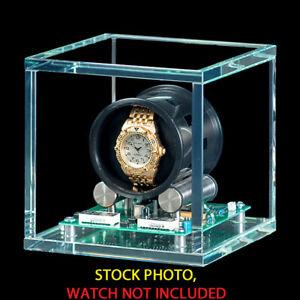 ORBITA TOURBILLON 1 (SINGLE) Programmable Watch WINDER - AC/DC Power - BRAND NEW