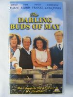 The Darling Buds Of May - Complete First Series - Box Set VHS Video 2-Tape 1998