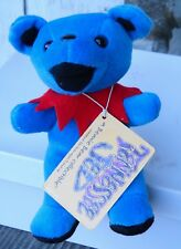 """Grateful Dead """" Tennessee Jed"""" Beanie Baby 7"""" Tall Made By Liquid Blue (New)"""