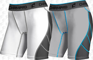 Champro Womens Softball Fastpitch Sliding Shorts w. Free Ground Shipping - New