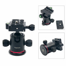 Professional Panoramic Gimbal Tripod Ball Head 360° Rotated for DSLR Camera