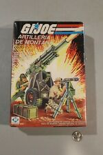 SEALED 1984 GI Joe Plastirama Mountain Howitzer Battle Station MISP MISB NEW HTF