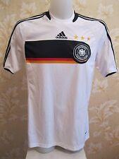 Deutschland 2008/2009/2010 home Sz M  Germany Adidas shirt jersey trikot maglia
