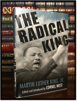 The Radical Martin Luther King ✎SIGNED✎ by CORNELL WEST Hardback 1st/1st MLK