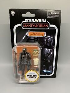 Star Wars The Vintage Collection DIN DJARIN (The Mandalorian) & The Child VC177