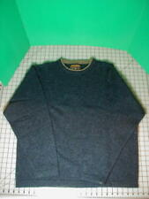 Woolrich XL Men's Pullover Sweater, 85% wool navy appears never worn