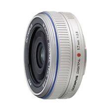 Near Mint! Olympus M.ZUIKO 17mm f/2.8 for Micro 4/3 Silver - 1 year warranty
