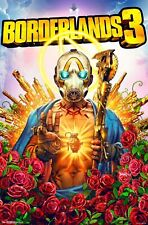 BORDERLANDS 3 - VIDEO GAME POSTER - 22x34 - 18086