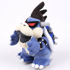 SUPER MARIO - PELUCHE BOWSER OSCURO / SHADOW BOWSER / DARK BOWSER PLUSH TOY 28cm