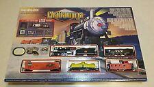 Bachmann 00626 Chattanooga Electric Train Set w/ E-Z Track HO Scale