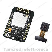 Modulo ESP32-CAM Camera OV2640 WIFI Bluetooth Seriale ESP32 Development Board