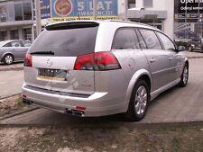Vauxhall Vectra C Rear bumper spoiler estate 2002-2008 (1425)