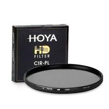 Filtros polarizadores Hoya para cámaras