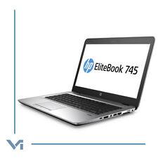 "Notebook Portatile Usato HP Elitebook 745 G3 - AMD A10 8GB 500GB 14"" LED"