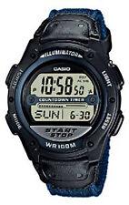 Reloj Casio Hombre W-756B-2AVEF Sumergible Original 100%