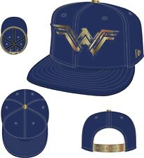 NEW ERA WONDER WOMAN FOILED PRINT LOGO 950 SNAP BACK CAP  NEW with tags